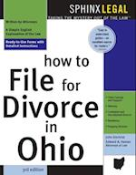 How to File for Divorce in Ohio (Legal Survival Guides)