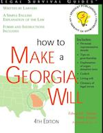 How to Make a Georgia Will (Legal Survival Guides)