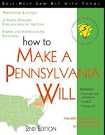 How to Make a Pennsylvania Will (Legal Survival Guides)
