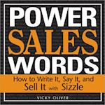 Power Sales Words af Vicky Oliver