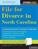 File for Divorce in North Carolina (Legal Survival Guides)