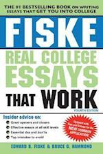 Fiske Real College Essays That Work (Fiske Real College Essays That Work)
