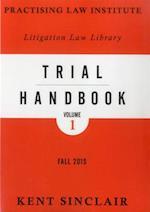Trial Handbook af Kent Sinclair