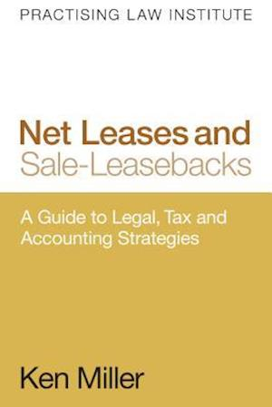 Bog, paperback Net Leases and Sale-Leasebacks af Ken Miller