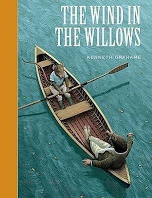 Bog hardback The Wind in the Willows af Arthur Pober Kenneth Grahame Scott McKowen