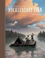 The Adventures of Huckleberry Finn (Unabridged Classics)
