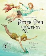 Peter Pan and Wendy (Sterling Illustrated Classics)