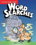 A Little Giant (R) Book: Word Searches (Little Giant Book)