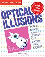 A Little Giant (R) Book: Optical Illusions (Little Giant Book)