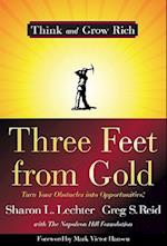 Three Feet from Gold af Sharon L. Lechter, Greg S. Reid