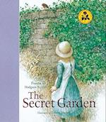 The Secret Garden (Sterling Illustrated Classics)