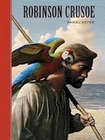 Robinson Crusoe (Unabridged Classics)