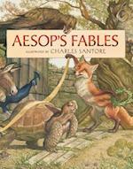 Aesop's Fables af Charles Santore