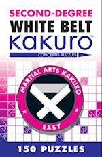 Second-Degree White Belt Kakuro (Second-degree Kakuro)