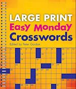 Easy Monday Crosswords af Peter Gordon