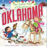 The Twelve Days of Christmas in Oklahoma af Tammi Sauer