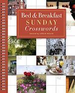 Bed & Breakfast Sunday Crosswords