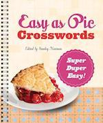 Easy As Pie Crosswords Super-duper Easy!
