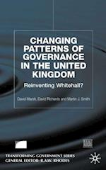 Changing Patterns of Government af Martin J. Smith