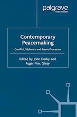 Contemporary Peace Making af John Darby