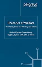 Rhetorics of Welfare