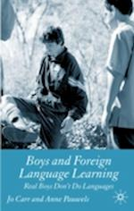 Boys and Foreign Language Learning af Anne Pauwels, Jo Carr