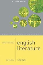 Mastering English Literature (Palgrave Master Series)