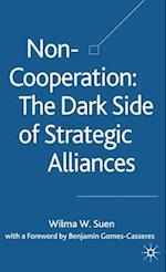 Non-Cooperation: The Dark Side of Strategic Alliances