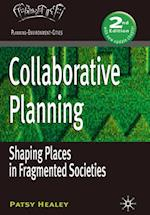 Collaborative Planning (Planning, Environment, Cities)