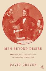 Men Beyond Desire af David Greven