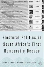 Electoral Politics in South Africa