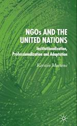 NGOs and the United Nations af Kerstin Martens