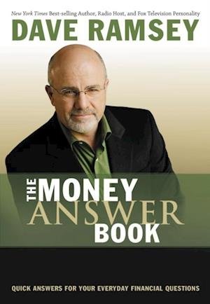 Bog, paperback The Money Answer Book af Dave Ramsey