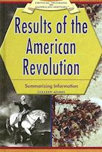 Results of the American Revolution (CRITICAL THINKING IN AMERICAN HISTORY)