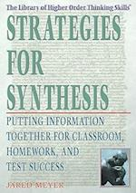 Strategies for Synthesis