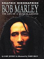 Bob Marley (Graphic Biographies Rosen)