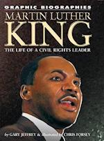 Martin Luther King Jr. (Jr Graphic Biographies Hardcover)