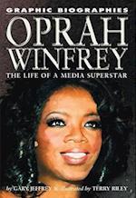 Oprah Winfrey (Graphic Biographies Rosen)