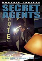 Secret Agents (Graphic Careers)