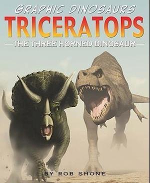 Bog, ukendt format Triceratops af Rob Shone