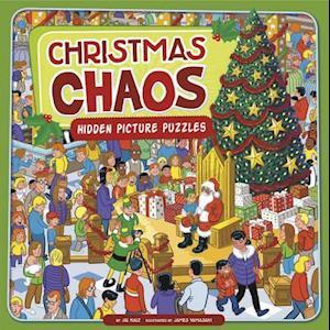 Bog, hardback Christmas Chaos af Jill Kalz