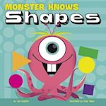 Monster Knows Shapes (Monster Knows Math)