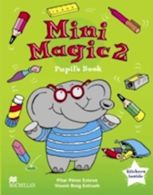 Mini Magic 2 Pupil Book