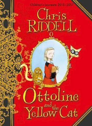 Bog, hardback Ottoline and the Yellow Cat af Chris Riddell