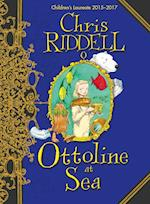 Ottoline at Sea af Chris Riddell