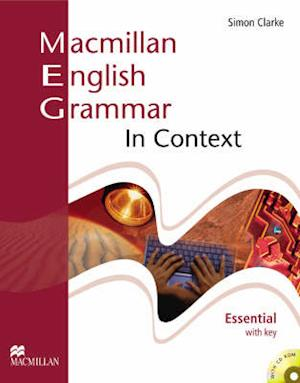 Macmillan English Grammar In Context Essential Pack with Key