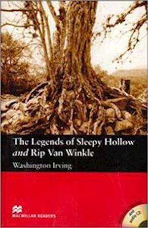 Macmillan Readers Legends of Sleepy Hollow and Rip Van Winkle The Elementary Pack
