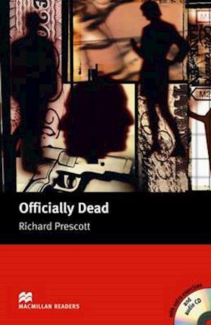 Macmillan Readers Officially Dead Upper Intermediate Pack