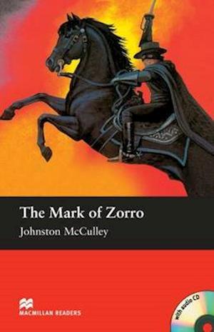 Macmillan Readers Mark of Zorro The Elementary Pack