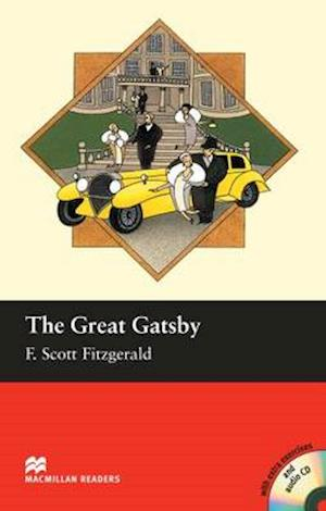Macmillan Readers Great Gatsby The Intermediate Pack